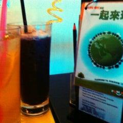 Photo taken at Fun OK Cafe by Mavis L. on 8/10/2012