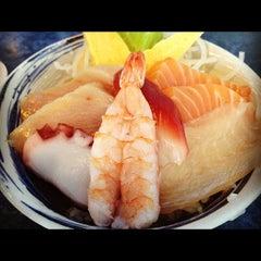 Photo taken at Tora Sushi by Billy H. on 8/20/2012