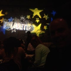 Photo taken at Hilarities 4th Street Theatre by Sandy S. on 9/2/2012