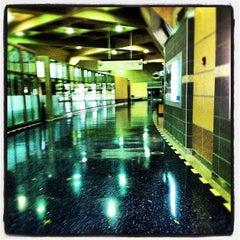 Photo taken at Kansas City International Airport (MCI) by Gabrielle J. on 4/29/2012