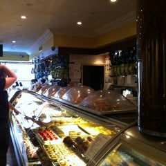 Photo taken at Pasticceria Rocco - Pastry Shop and Espresso Cafe by Jerilyn M. on 3/23/2012