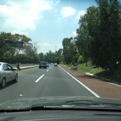 Photo taken at Autopista México - Cuernavaca by Abraham G. on 7/7/2012