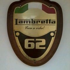 Photo taken at Lambretta62 by Hadrio L. on 6/3/2012