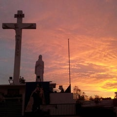 Photo taken at Parroquia Divino Redentor by Felipe C. on 5/26/2012