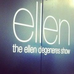 Photo taken at The Ellen DeGeneres Show by Mercy on 3/15/2012