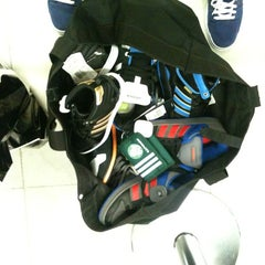 Photo taken at Adidas Outlet by RENATO L. on 6/29/2012