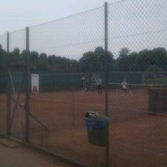 Photo taken at KB Tennis by Jesper J. on 6/6/2012