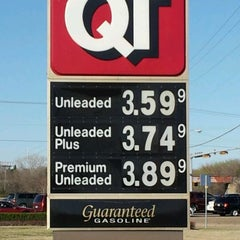 Photo taken at QuikTrip by Charles G. on 3/4/2012