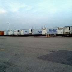 Photo taken at Wal-Mart Distribution Center by Caliking on 7/20/2012