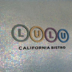 Photo taken at Lulu California Bistro by Casey S. on 4/17/2012
