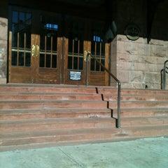 Photo taken at Hartford Union Station (HFD) - Amtrak by MSP 6. on 4/8/2012