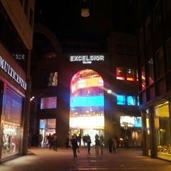 Photo taken at Excelsior Milano by Ernesto D. on 12/1/2011