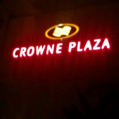 Photo taken at Crowne Plaza San Diego - Mission Valley by Chris A. on 9/3/2011