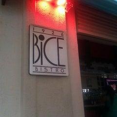 Photo taken at Bice Bistro by Indira T. on 9/25/2011