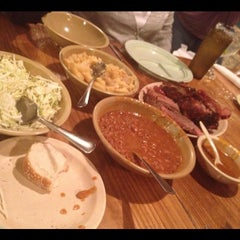 Photo taken at The Salt Lick by Ed K. on 3/12/2012