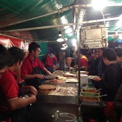 Photo taken at Los Primos by Jose Luis D. on 2/12/2012