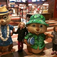 Photo taken at Cinemark - Louis Joliet Mall by Eric A. on 12/31/2011