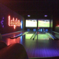 Photo taken at Lucky Strike Fort Worth by Pirate K. on 4/25/2012