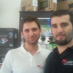 Photo taken at PK Informática by Plinio Rogerio M. on 5/27/2011