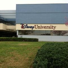 Photo taken at Disney University by Derik V. on 2/17/2012