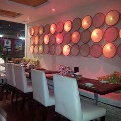 Photo taken at Wasabi Sushi by Cris C. on 7/12/2012