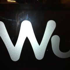 Photo taken at Wu by Davide P. on 8/31/2012