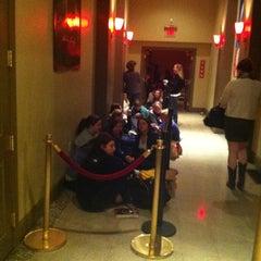 Photo taken at Moolah Theater by Erin M. on 3/23/2012