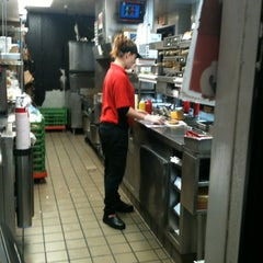 Photo taken at Checkers by Sparkaline K. on 8/5/2012