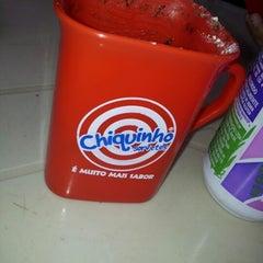 Photo taken at Chiquinho Sorvetes by Thiago G. on 7/22/2012