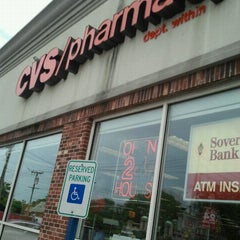 Photo taken at CVS/Pharmacy by Jeffrey B. on 5/8/2012