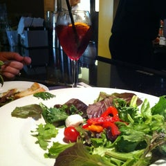 Photo taken at Teresa's Italian Eatery & Deli by Ann G. on 5/13/2012