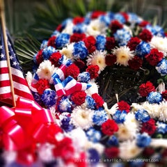 Photo taken at New York City Vietnam Veterans Memorial Plaza by Steven E. on 5/29/2012