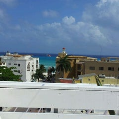 Photo taken at Hotel Basico by mafer g. on 3/7/2012