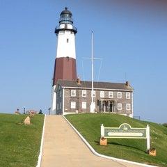 Photo taken at Montauk Point Lighthouse by Steve A. on 5/29/2012