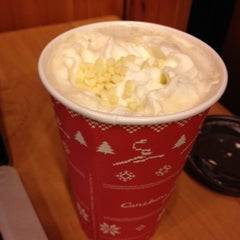 Photo taken at Caribou Coffee by Zack T. on 11/23/2011