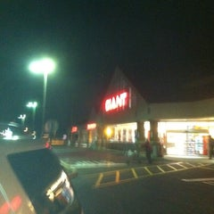 Photo taken at Giant by Joe P. on 2/27/2012