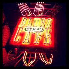 Photo taken at Blues City Cafe by Matt on 7/25/2012