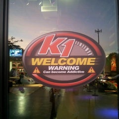 Photo taken at K1 Speed by Sean F. on 6/17/2012