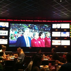 Photo taken at ESPN Zone by Neil P. on 6/24/2012