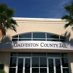Photo taken at Galveston County Jail by Lisa S. on 9/14/2011