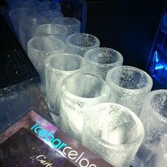 Photo taken at Icebarcelona by Edgar M. on 8/18/2012