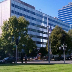Photo taken at John E. Moss Federal Building by 916Maverick on 10/21/2011