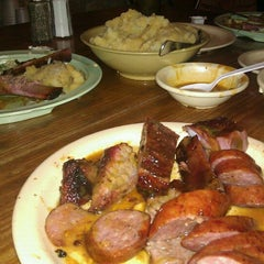 Photo taken at The Salt Lick by April M. on 2/13/2011