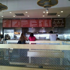 Photo taken at Chipotle Mexican Grill by Hannah S. on 9/10/2011