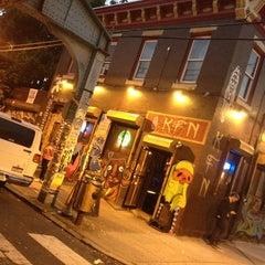 Photo taken at Kung Fu Necktie by Geoff P. on 8/20/2012