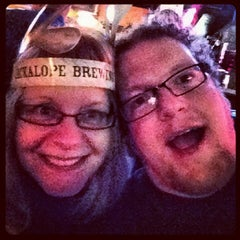Photo taken at Broadway Brewhouse West by Adam A. on 4/1/2012