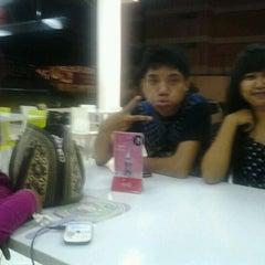 Photo taken at Newton Food Court by Anwar on 4/14/2012