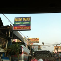 Photo taken at Baraya Travel by Henny n. on 6/17/2012
