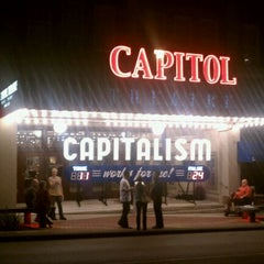 Photo taken at Capitol Theatre by David J. on 8/30/2011