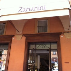 Photo taken at Caffè Pasticceria Zanarini by Dirk D. on 7/22/2011